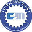 National Concrete Masonry Association Certified SRW Installer